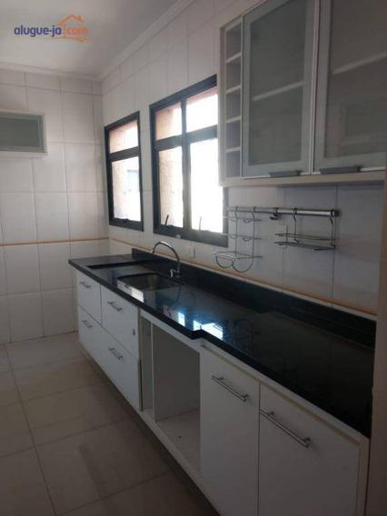 Cobertura Com 3 Dormitórios À Venda, 140 M² Por R$ 630.000,00 - Jardim América - São José Dos Campos/sp - Co0059