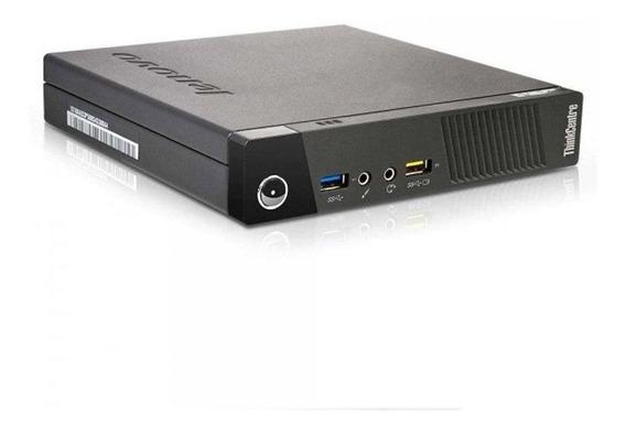 Cpu Mini Lenovo Thinkcentre M93 Core I5 4ªg 8gb 120gb Ssd