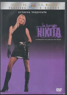 La Femme Nikita 1a Temporada Faltan 2 Discos + Soundtrack