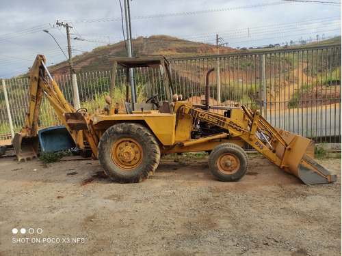 Imagem 1 de 7 de Retro Case 580h 1993 4x2 Muito Boa