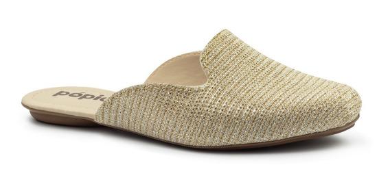 Sapatilha Mule Infantil Menina Sapato Tamanco Boneca 48