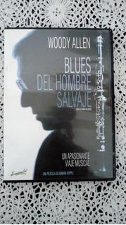 Blues Del Hombre Salvaje Dvd