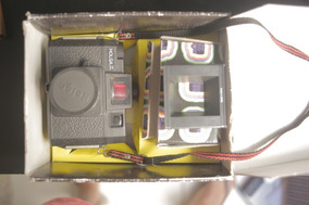 Holga 120 Analógica Lomografia Lomo Médio Formato Toy Camera