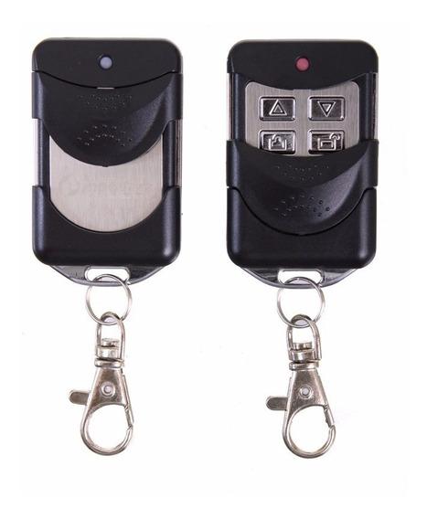 Controle Remoto Porta De Enrolar Kit Com 2 Comp Mega Atron