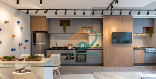 Imagem 1 de 30 de Apartamento À Venda, 69 M² Por R$ 400.000,00 - Vila Augusta - Guarulhos/sp - Ap1923