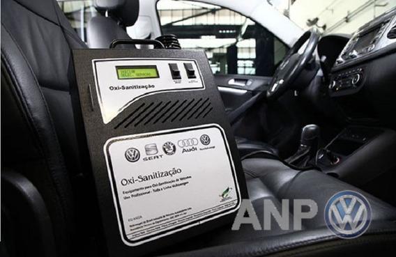 Kit Oxi Sanitização +filtro A/c Vw Linha Importada Grupo Anp