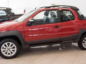 Fiat Strada Adventure Loker $50.000 Y Cuotas $5900