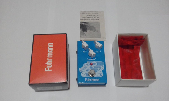 Pedal Delay Fuhrmann Analog Echo