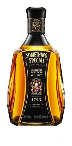 Imagen 1 de 10 de Whisky Something Special (litro) 100% Original