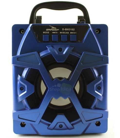 Caixa Som Amplificada Portatil Bateria Bluetooth Sd Usb 500w