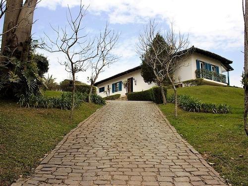 Imagem 1 de 27 de Chacara Miolo Da Granja - Km 22 Raposo Casa Colonial, Terrea! Linda Vista! - 1102