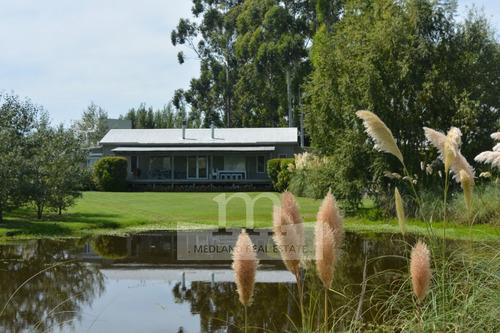 Alquiler Hermosa Casa Inmersa En La Naturaleza En El Quijote- Ref: 29