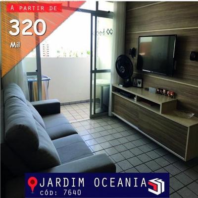 Apartamento Para Venda Em João Pessoa, Jardim Oceania, 3 Dormitórios, 1 Suíte, 2 Banheiros, 1 Vaga - 7640