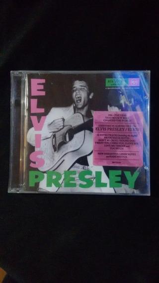 Elvis Presley (legacy Edition) Álbum Duplo Cd (lacrado)