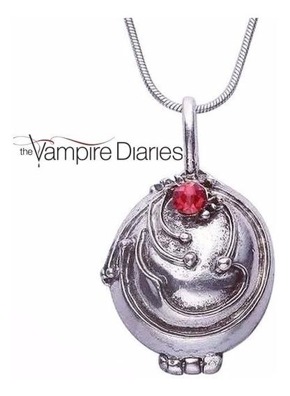 Colar Elena Verbena The Vampire Diaries Diarios De Vampiro