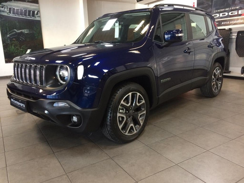 Jeep Renegade Longitude 2021
