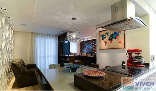 Imagem 1 de 15 de Apartamento Na Vila Andrade!!! Mobiliado Pronto Para Morar!!! - Nm3753