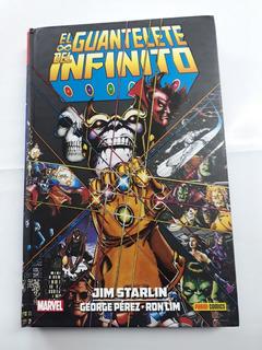 El Guantelete Del Infinito Jim Starlin Comics Envio Gratis