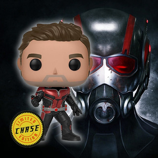 Muñeco Funko Pop, #340 Chase Ant Man, Marvel Toystoing