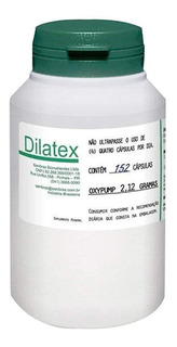 Dilatex Extra Pump 152 Cps