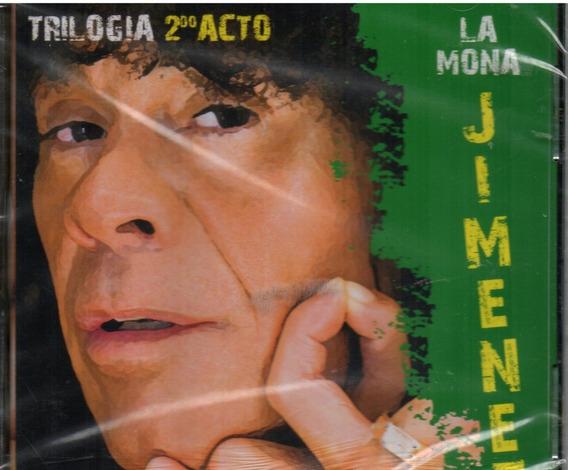 Cd La Mona Jimenez