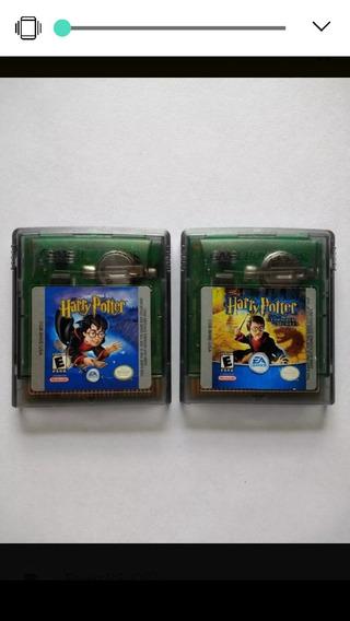 Harry Potter E Harry Potter Câmara Secreta Originais!!