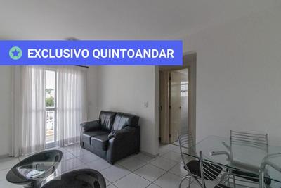 Apartamento No 5º Andar Mobiliado Com 2 Dormitórios E 1 Garagem - Id: 892907138 - 207138