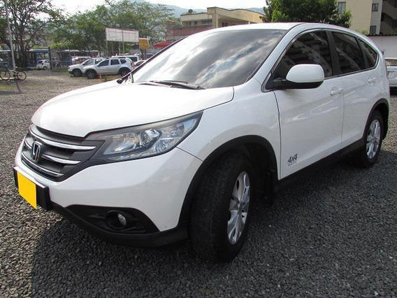 Honda Cr-v Exl C At