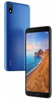 Xiaomi 7a 32gb Preto + Capa E Película