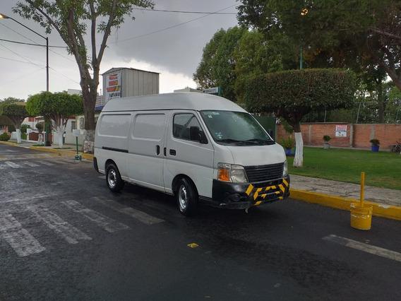 Urvan 2011 Toldo Alto Diesel Larga Clima Buenas Condiciones