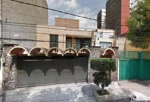 Casa En Venta Alcaldía Benito Juarez. Casa En Venta Colonia Vertiz Narvarte 240 M2 De Superficie, 30