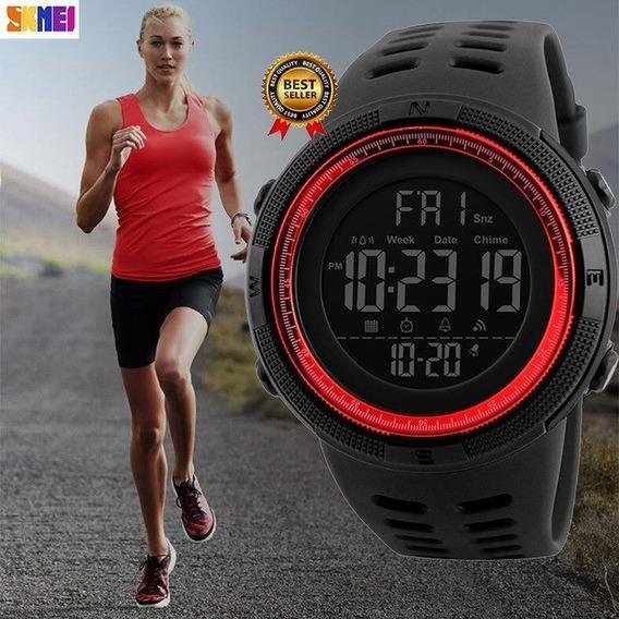 Relógio Masculino Digital Skmei 1251 Á Prova D