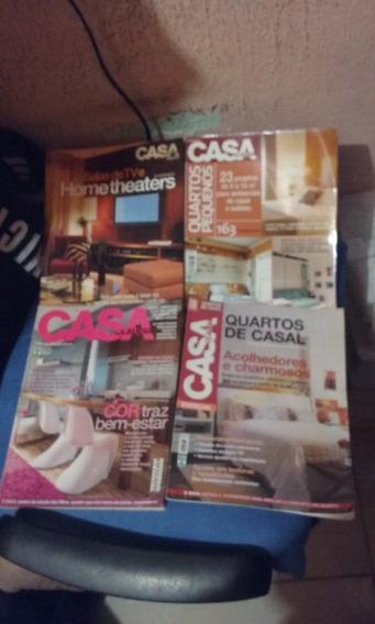 Revista Casa Claudia 07 Unidades Em Oferta 30 Reais