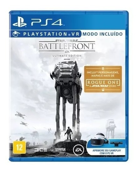 Star Wars Battlefront Ultimate Edition Ps4 Psn Code 1