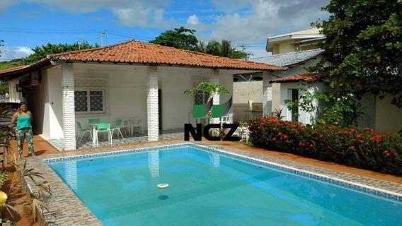 Casa Com 6 Dormitórios À Venda, 210 M² Por R$ 690.000,00 - Villas Do Atlântico - Lauro De Freitas/ba - Ca3021
