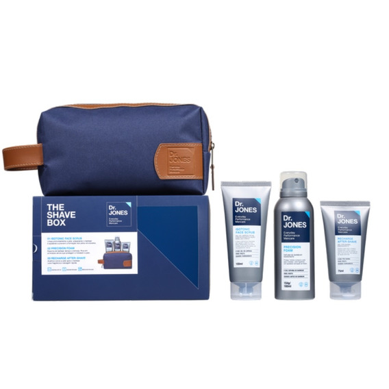The Shave Box - Kit Dr Jones