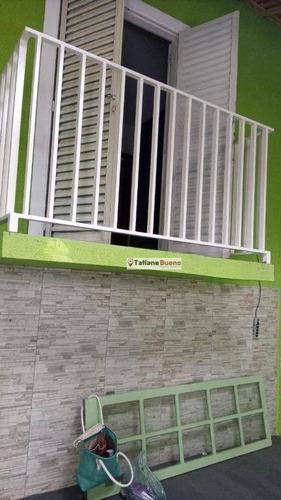 Casa Com 2 Dormitórios, 100 M² - Venda Por R$ 310.000 Ou Aluguel Por R$ 1.850/mês - Jardim Das Indústrias - São José Dos Campos/sp - Ca2446