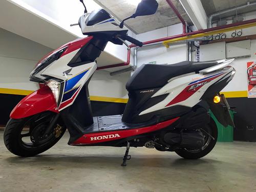 Moto Scooter Honda New Elite 125 Cc