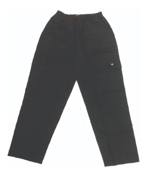 Calça Sarja Masculina Com Elastico Lisa E Camuflado