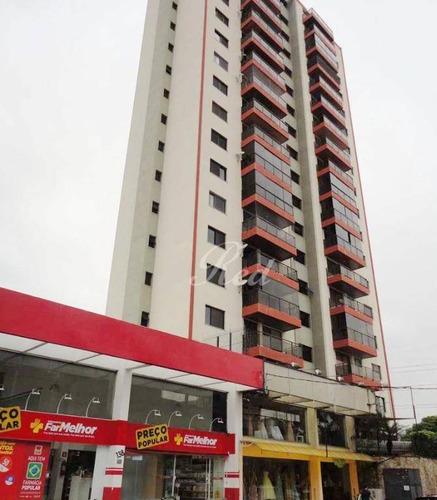 Apartamento Com 3 Dormitórios À Venda, 120 M² Por R$ 495.000,00 - Centro - Suzano/sp - Ap2026