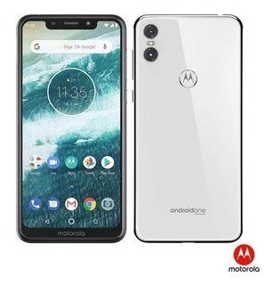 Smartphone Motorola One Branco,5,9 ,4g, 64gb,13mp - Xt1941