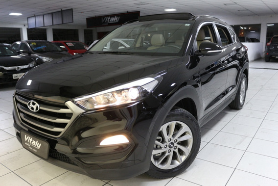 Hyundai New Tucson Gls 1.6 Turbo Gdi Aut Flex 2018 !!!!!