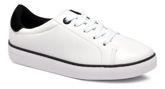 Tênis Vizzano 1214688 Branco/preto