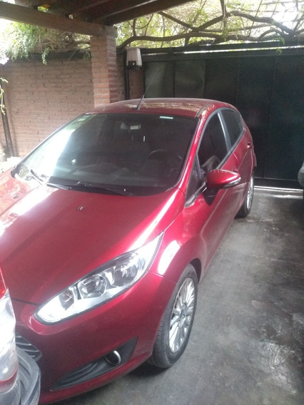 Ford Fiesta Kinetic Design Se