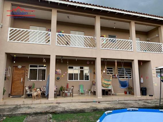 Sobrado Á Venda 3 Dormitórios - Jardim Dos Pinheiros Em Atibaia - Ca3926