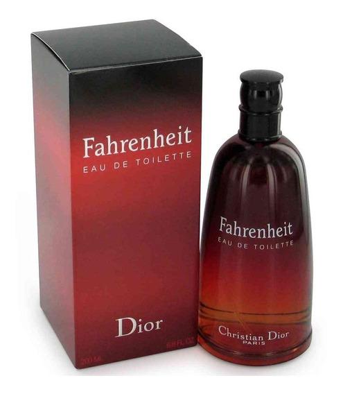 Fahrenheit 200 Ml Christian Dior Original
