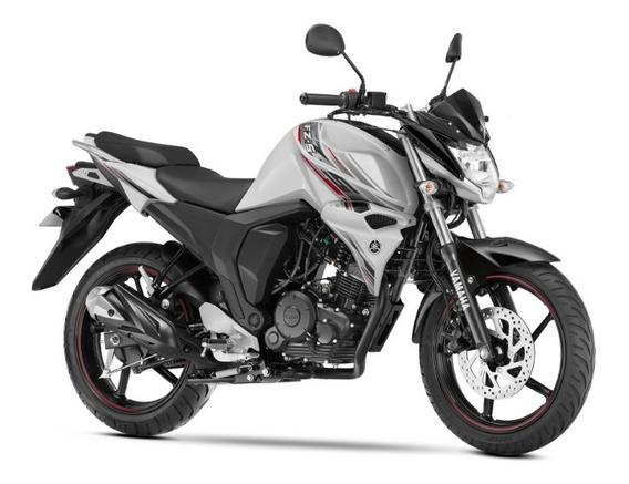 Yamaha Fz 16 Fi 12 Cuotas De $15.375 Moto Ciclofox