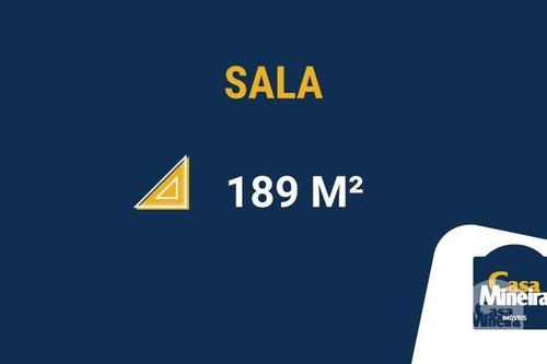 Imagem 1 de 1 de Sala-andar À Venda No Gutierrez - Código 104523 - 104523