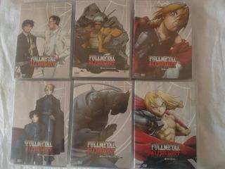 Fullmetal Alchemist 6 Dvd Anime Región 1 4 Inglés Japonés