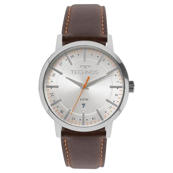 Relógio Technos Masculino Classic Steel 2115mmh/1b